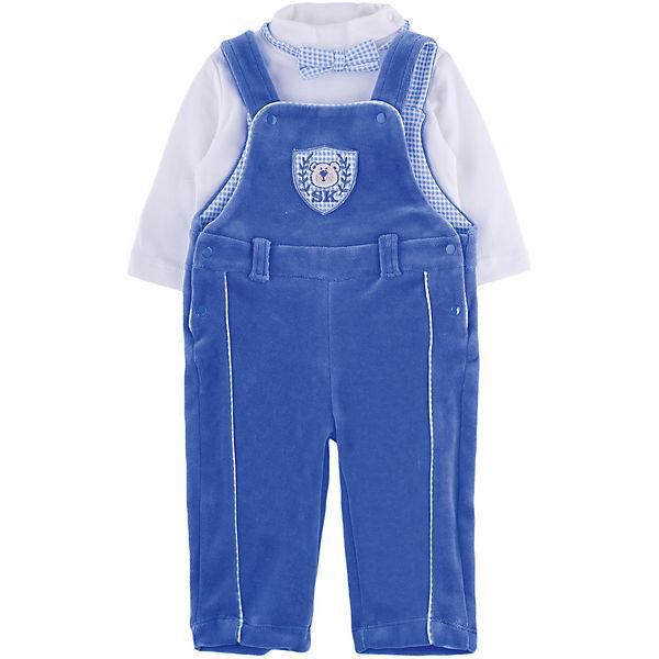 37d3e5003 Комплект: водолазка и полукомбинезон для мальчика Soni kids (4944823 ...