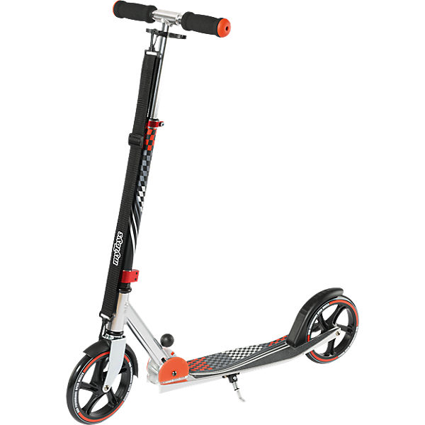 myToys Scooter 205 mit Tragegurt, Design Racing