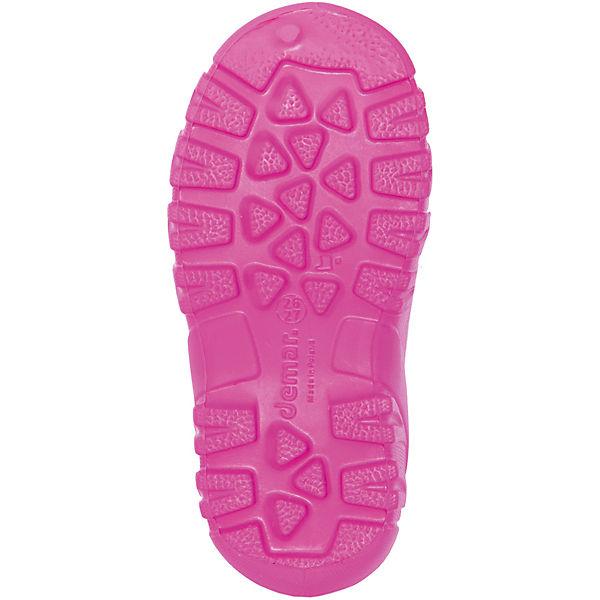 Резиновые сапоги  Mammut-S для девочки DEMAR