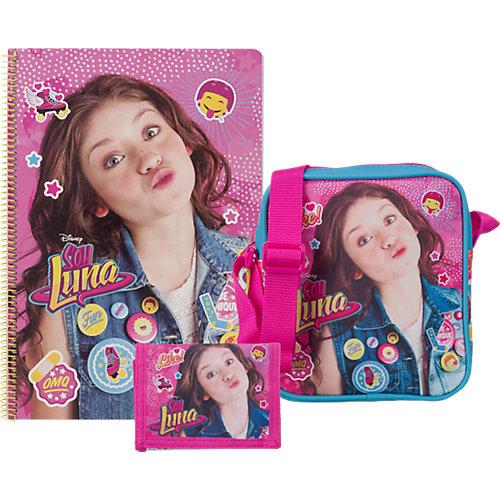 Geschenkset Soy Luna, 3-tlg. | 08412688254378