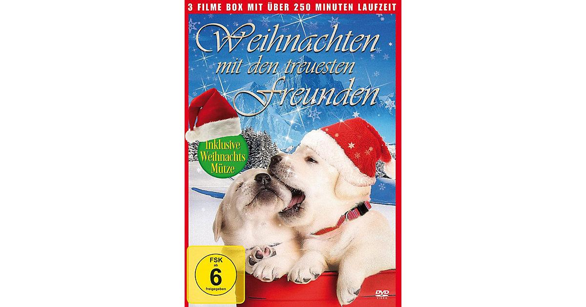 DVD Weihnachten mit den treuesten Freunden Hörbuch