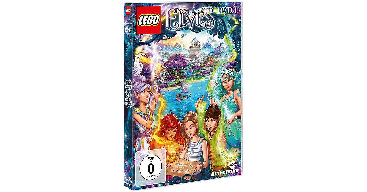 DVD LEGO Elves - Die Elfen aus Elvendale 1