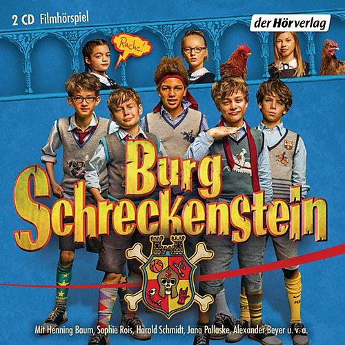 Edel CD Burg Schreckenstein - Filmhörspiel zum Kinofilm (2 CDs) Sale Angebote Grabko