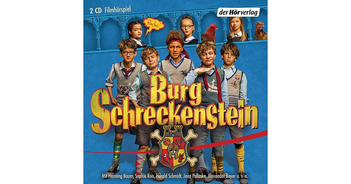 CD Burg Schreckenstein - Filmhörspiel zum Kinofilm (2 CDs)