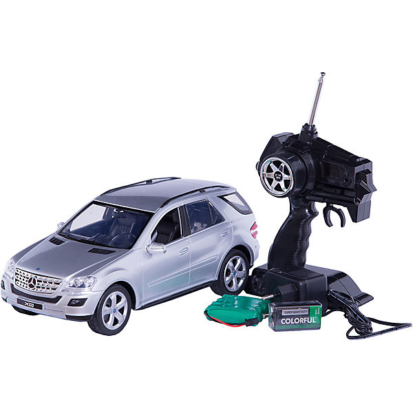 """Машина """"Mercedes-benz ml500"""", р/у, 1:16, со светом, RASTAR"""