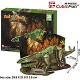 """Пазл 3D """"Эра Динозавров  Стегозавр"""", CubicFun"""