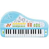 """Cинтезатор-рояль """"Симфония радости"""", с микрофоном, Губка Боб"""