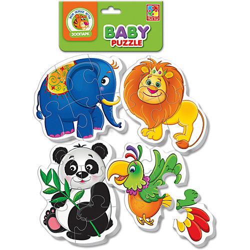 "Мягкие пазлы"" Зоопарк"", Vladi Toys от Vladi Toys"