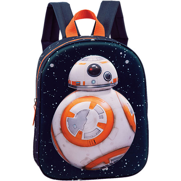 Kinderrucksack Star Wars 3D
