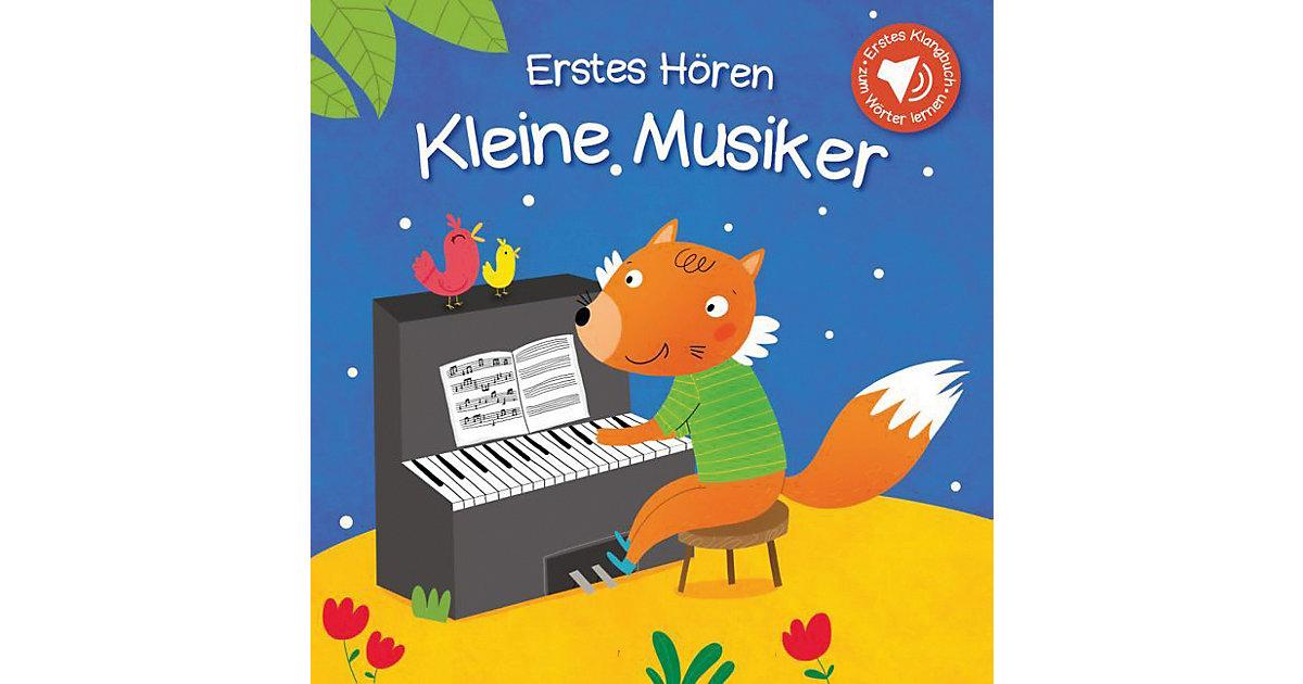 Erstes Hören: Kleine Musiker, Soundbuch