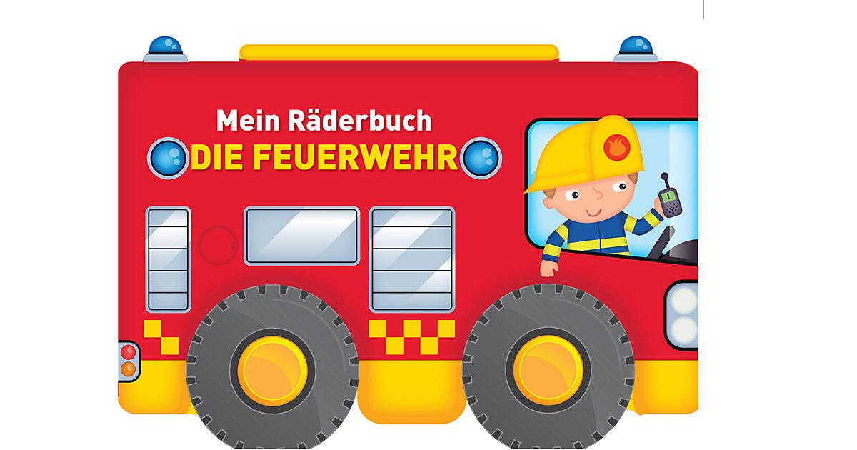 Mein Räderbuch: Die Feuerwehr