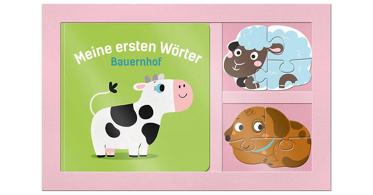 Mein 3D Puzzle-Buch: Meine ersten Wörter - Baue...