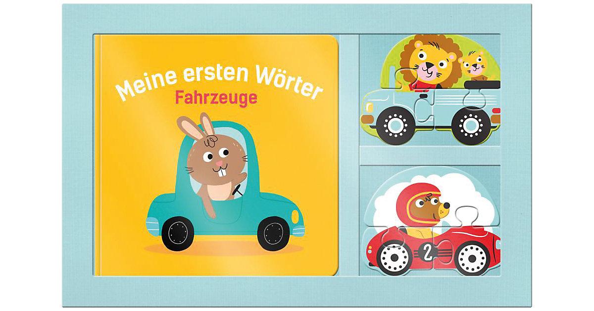 Mein 3D Puzzle-Buch: Meine ersten Wörter - Fahr...
