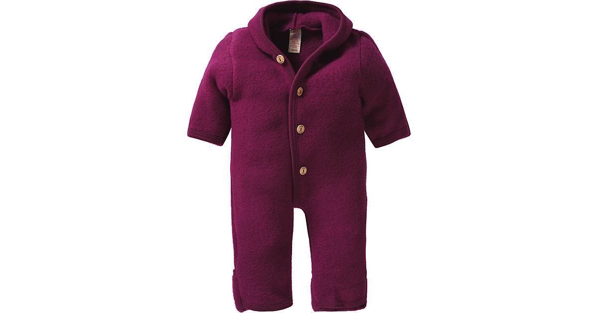 Engel · Baby Wollfleece Overall Gr. 86/92 Mädchen Kleinkinder