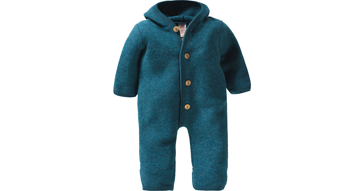 Engel · Baby Fleeceoverall aus Wolle Gr. 86/92