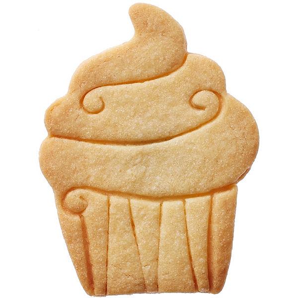 "Ausstecher ""Cupcake Cream"" 9 9 9 cm, Birkmann 017188"
