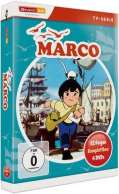 DVD Marco Hörbuch