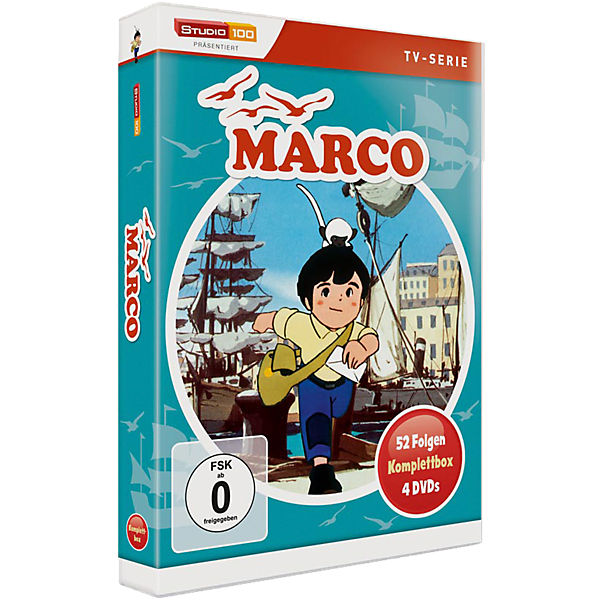 DVD Marco