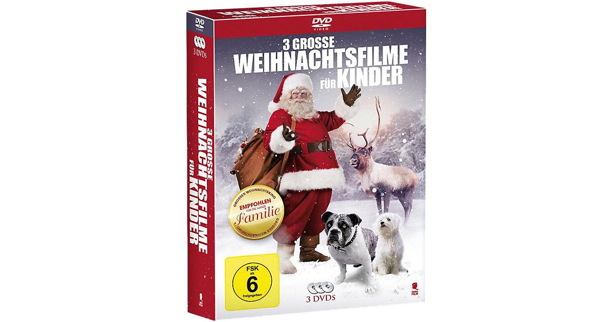 DVD Die große Weihnachtsfilm-Box Kinder Kinder