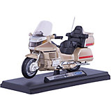 Модель мотоцикла 1:18 Honda Gold Wing, Welly