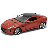 Модель машины 1:24 Jaguar F-Type, Welly
