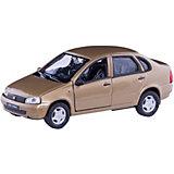 Модель машины 1:34-39 LADA Kalina, Welly