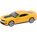 Модель машины 1:34-39 Chevrolet Camaro ZL1, Welly