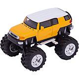 Модель машины 1:34-39 Toyota FJ Cruiser Big Wheel, Welly