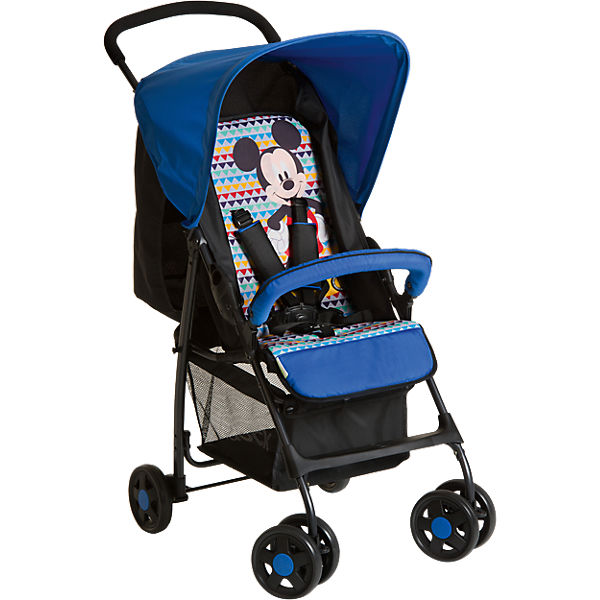 Buggy Sport, mickey geo blue