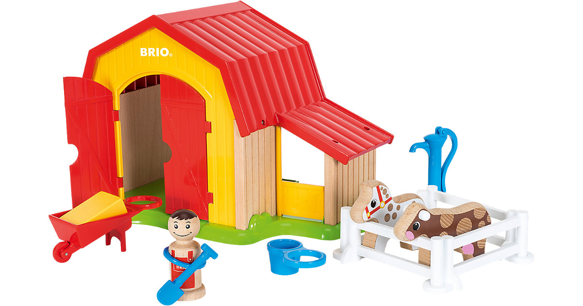 Brio · BRIO® Mein großer Bauernhof 30398