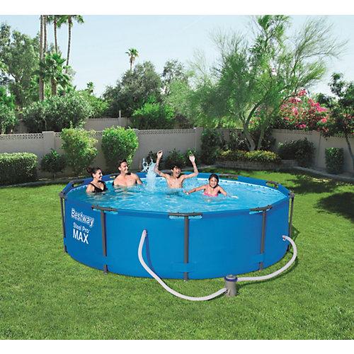 Каркасный бассейн  с ф.-насосом, 4678 л, Bestway от Bestway