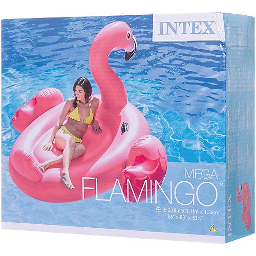"""Надувной плот Intex """"Большой розовый фламинго"""", 56288EU от Intex"""
