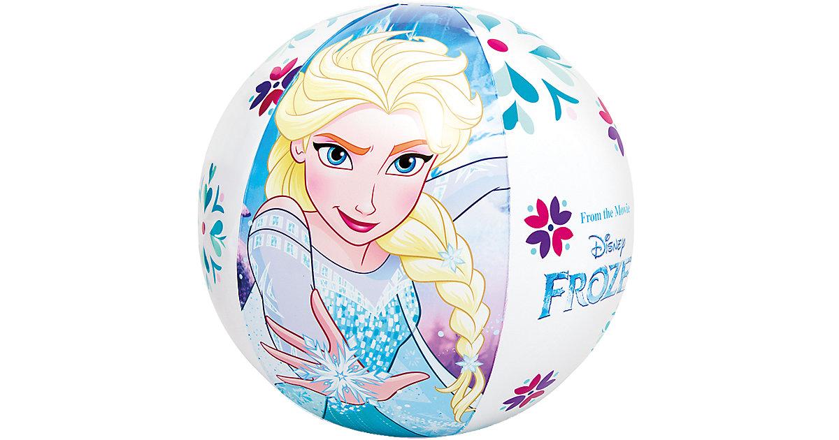 Wasserball Die Einskönigin, 51 cm weiß