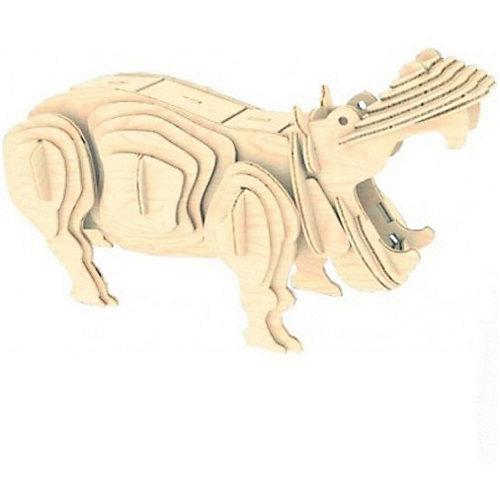 Бегемот, Мир деревянных игрушек от МДИ