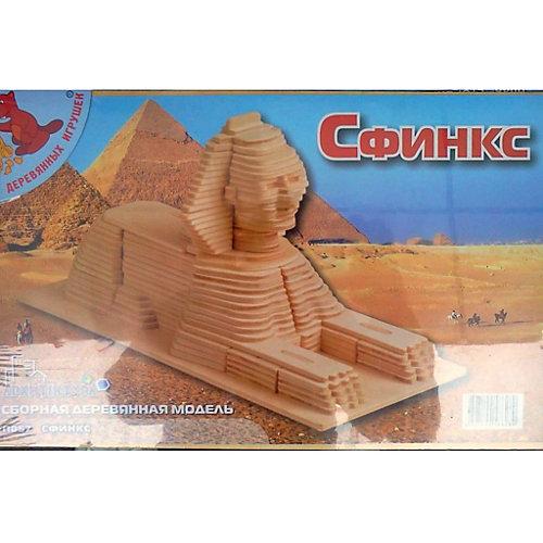 Сфинкс, Мир деревянных игрушек от МДИ