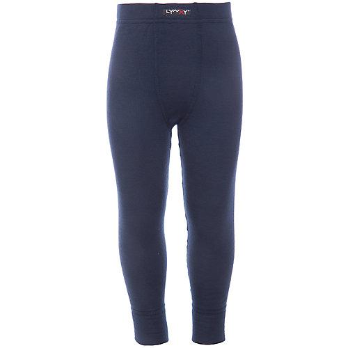Термобелье Lynxy: брюки - синий от Lynxy