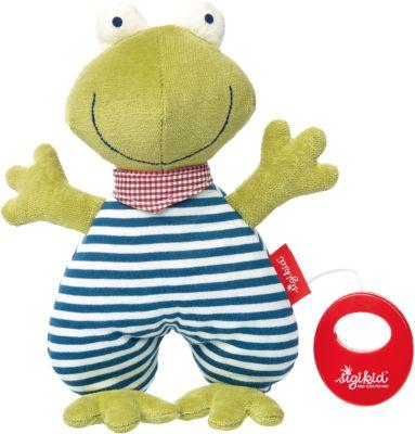 Spieluhr Frosch Organic