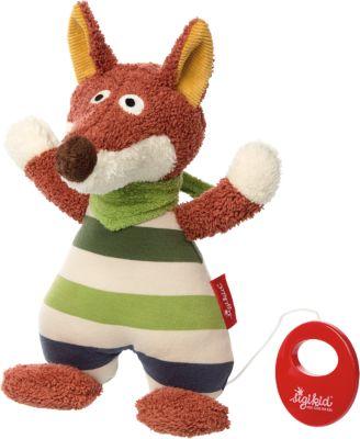 Spieluhr Fudallo Fox
