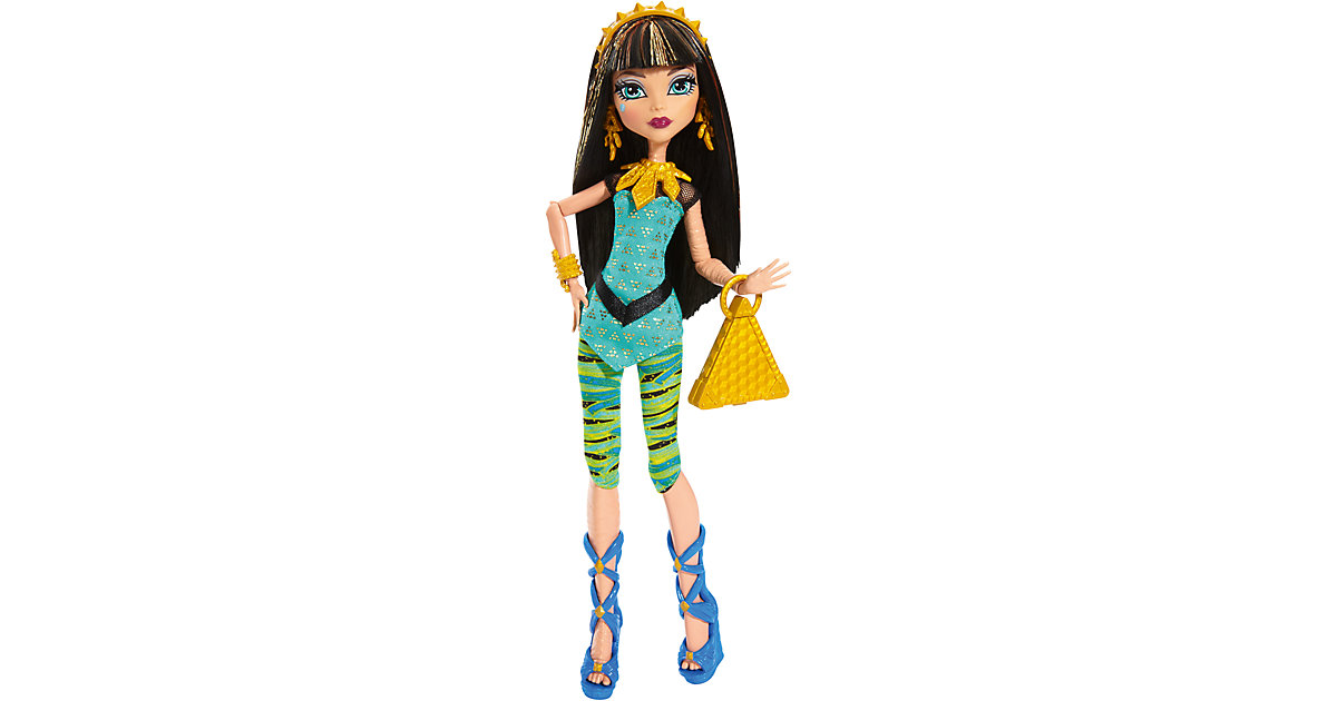 Monster High Todschicke Monsterschülerin Cleo