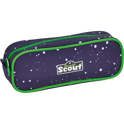"""Ранец Scout """"Sunny"""" Космос с наполненеием - сине-жёлтый от Scout"""