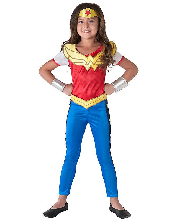 Kostüm Wonder Woman 4 Tlg Dc Super Heroes Mytoys