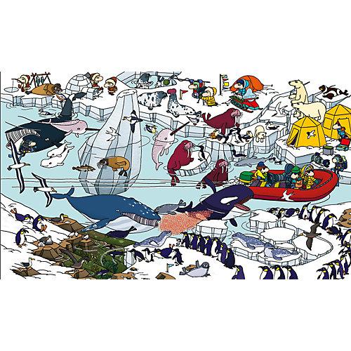 """Найди и покажи """"Океаны"""", Т. Лаваль от Clever"""