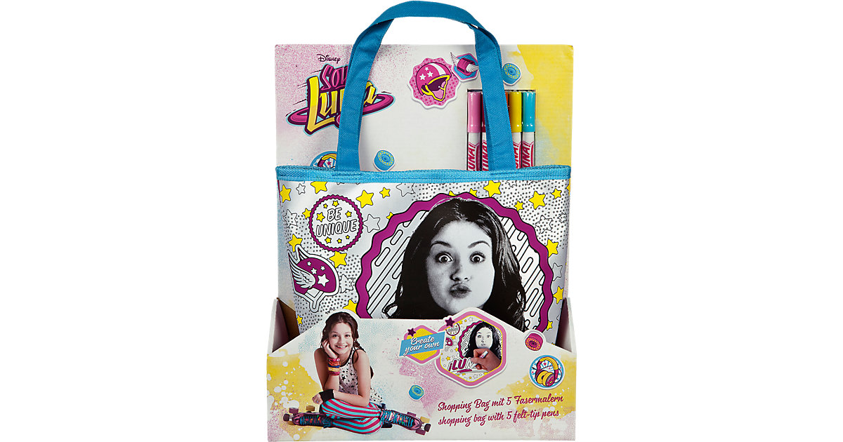 Create Your Own Shopping Bag - Soy Luna