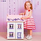 """Кукольный домик """"Анастасия"""" с мебелью 15 предметов, PAREMO"""