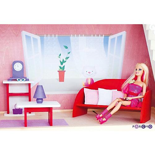 """Набор текстиля для розовых домиков, """"Вдохновение"""", PAREMO от PAREMO"""