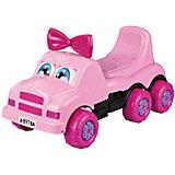 """Машинка детская """"Веселые гонки"""" ,  Alternativa, розовый"""