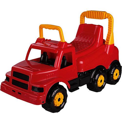 """Машинка детская """"Весёлые гонки"""" ,  Alternativa, красный от Alternativa"""