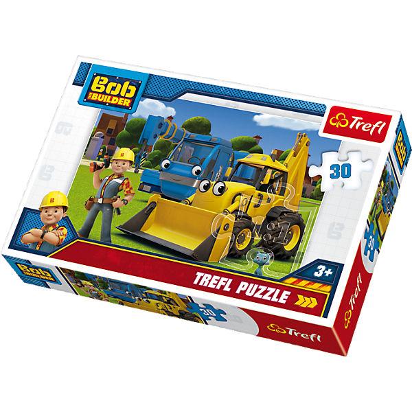 Puzzle 30 Teile - Bob der Baumeister, Bob der Baumeister