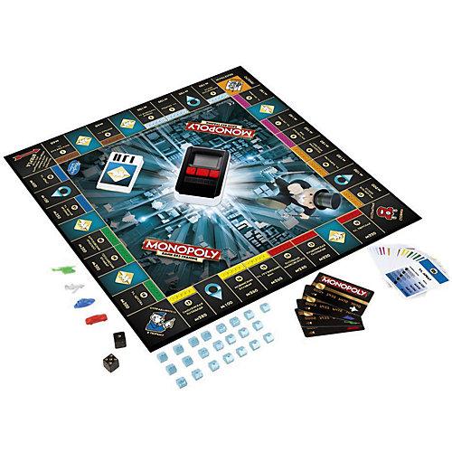 Монополия с банковскими картами (обновленная), Hasbro от Hasbro