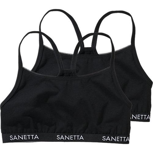 Sanetta Bustiers Doppelpack Gr. 176 Mädchen Kinder Sale Angebote Werben